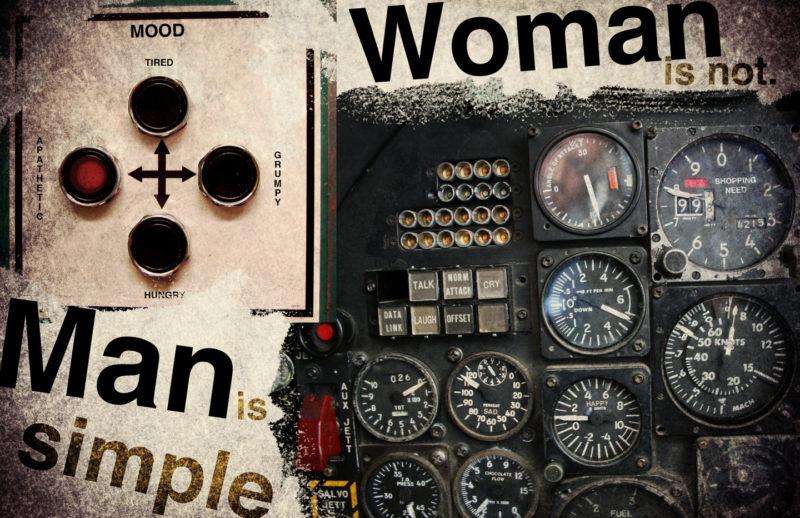 man vs woman 2